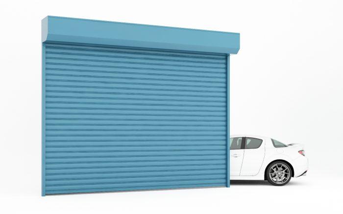 דלתות מהירות שער חשמלי מתרומם השוואת מחירי שלט רחוק לשער חשמל
