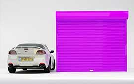 שערים אוטומטיים אלומיניום צבעיםשונים