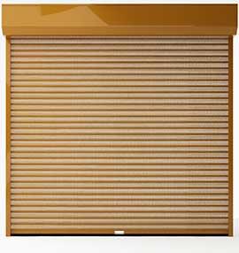 דלתות גלילה למוסך איכותי