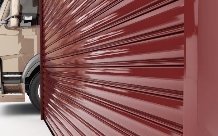 שערים מאלומיניום צביעה על ברזל מגולוון שערים אוטומטיים לבניין שירות ותיקון