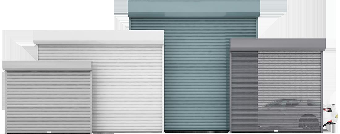 שערים חשמליים ותריסי גלילה סורגי גלילה למשרד צבעיםשונים שערים אוטומטיים השוואת מחירי צביעה בתנור