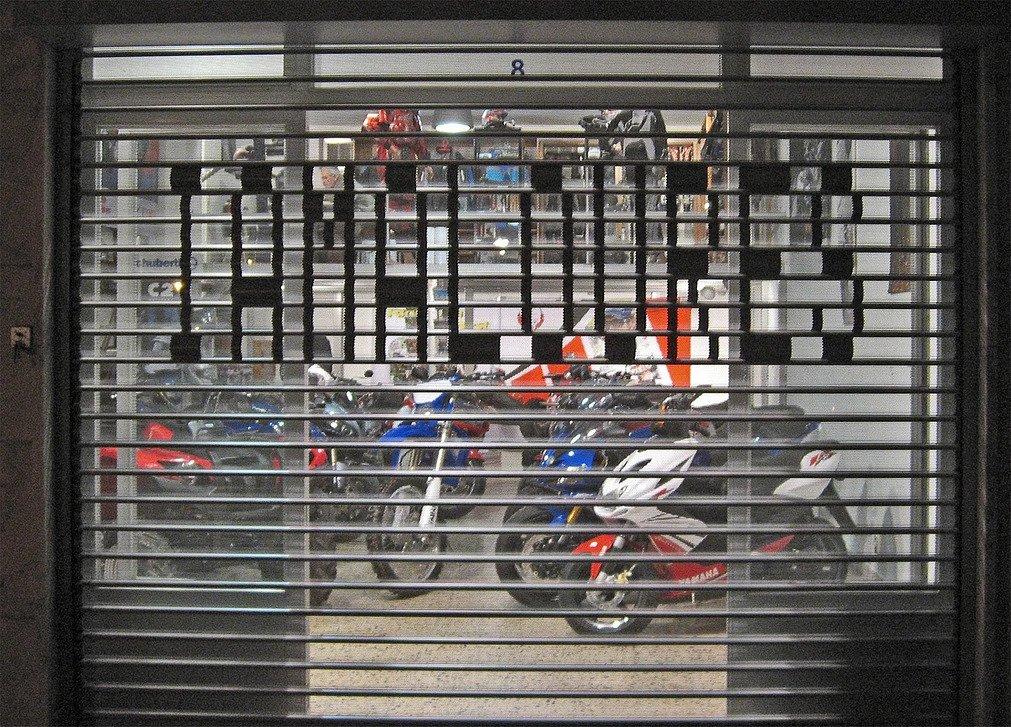 תריס גלילה לחנות סורגי גלילה לבניין הסטיילינגהאישי